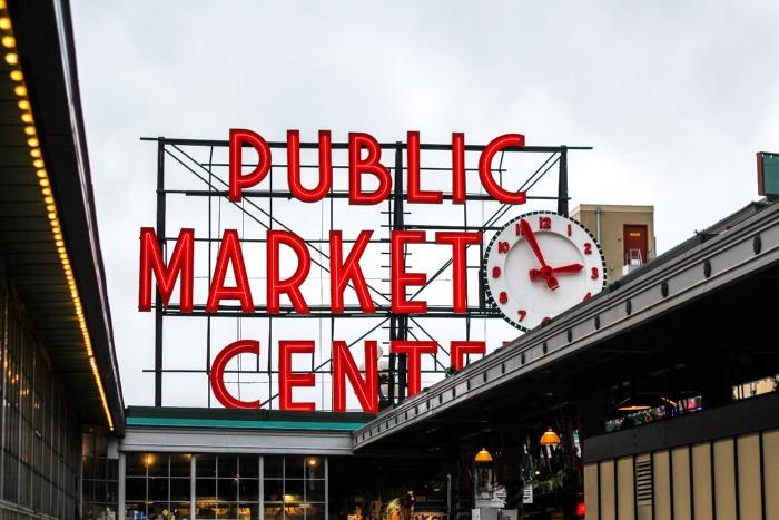 Il successo dei Food Hall in America: il Chelsea Market di New York