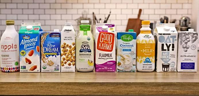 Etichette pulite e trasparenza guidano agli acquisti nel mercato del latte in America