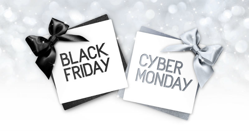 Black Friday e Cyber Monday 2019 in USA