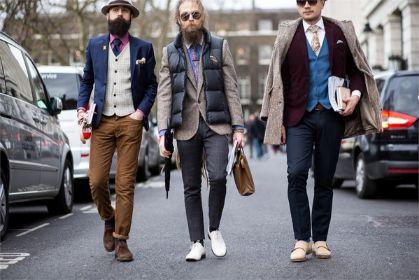 Favorito Tendenze moda uomo Stati Uniti - Millennials e abbigliamento  OQ31