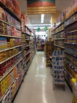 vendere prodotti alimentari nei supermercati new york