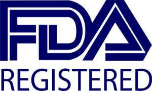Registrazione e numero FDA